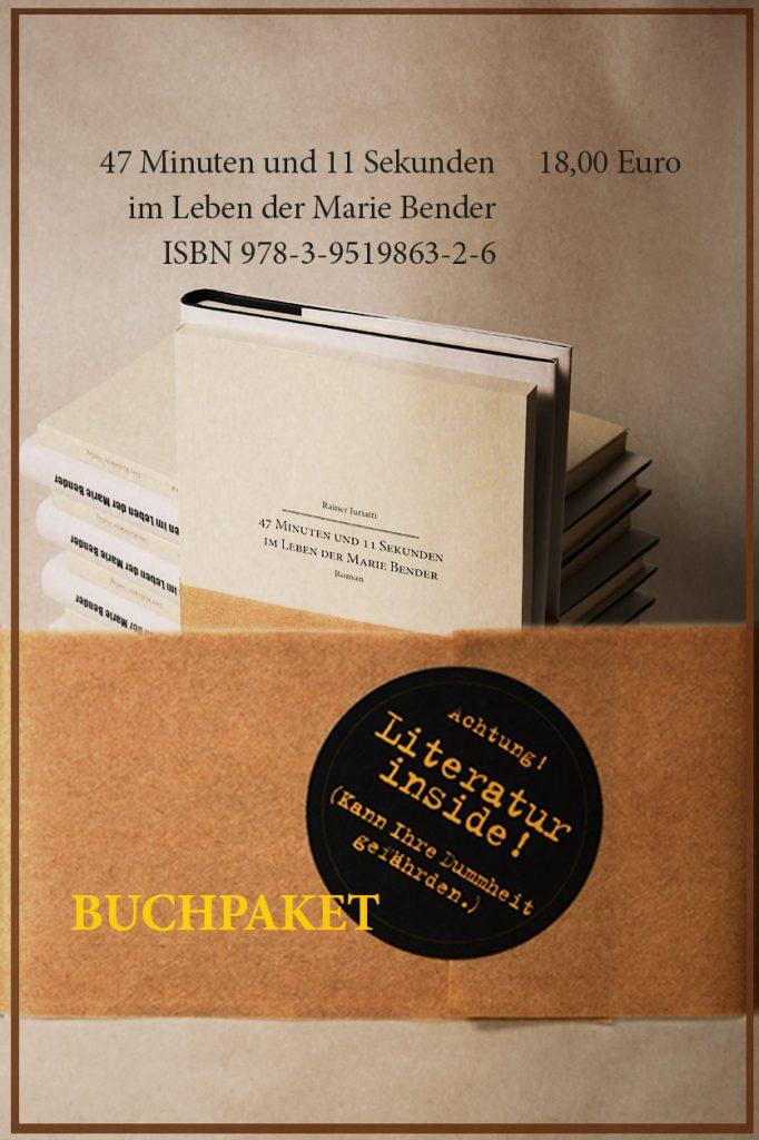 Buchpaket Marie Bender