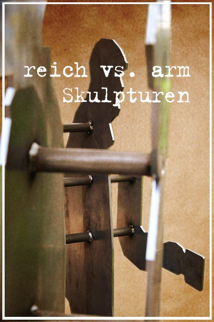 reich vs. arm